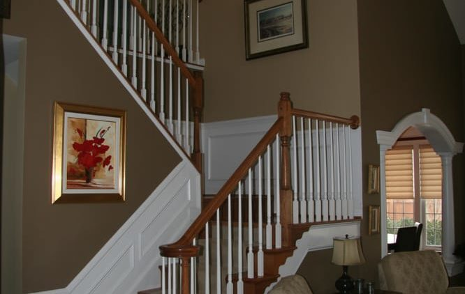 painters, painting interior, services