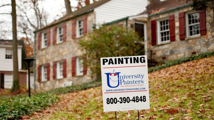 Home Painter, Interior, Painting Exterior Painting