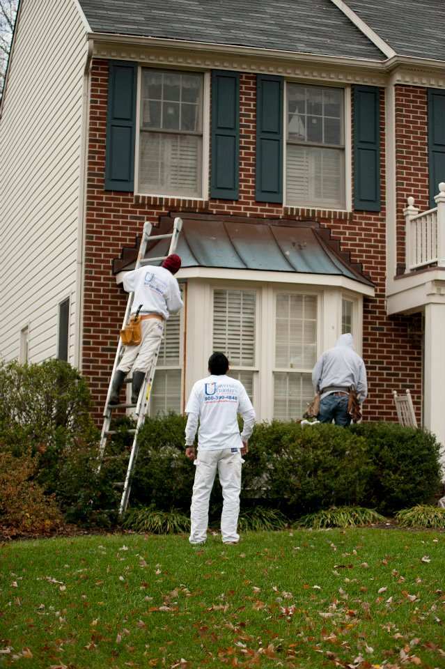 exterior painting, House Painters