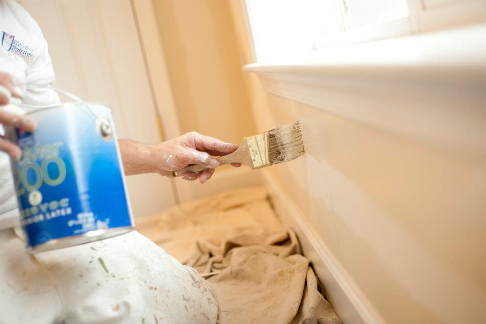 interior painting, home painting