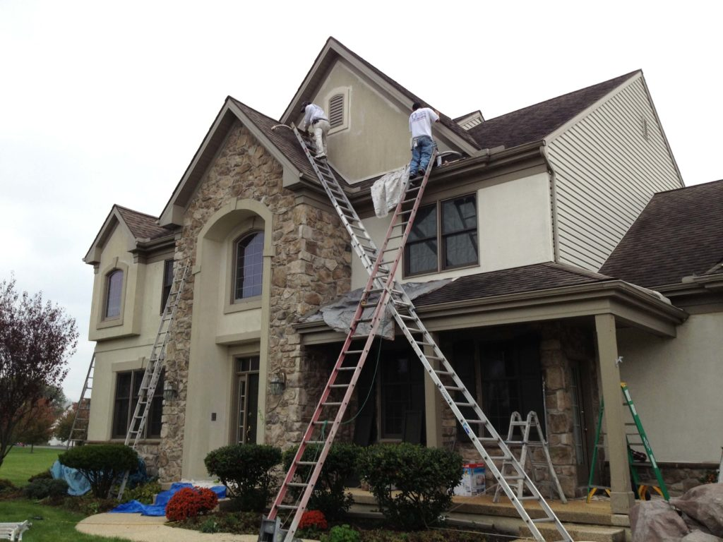 House Painter Exterior Painting