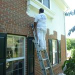 painting contractor. house painting
