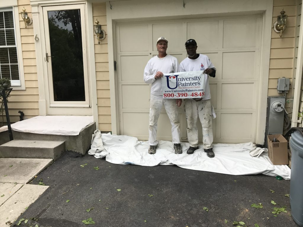 Exterior Painting, Painters, Painting Job