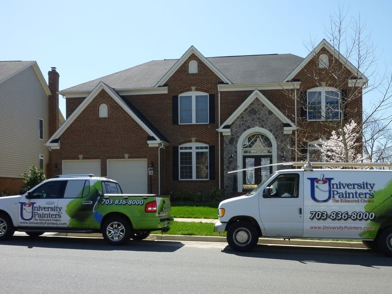 Home Painters Exterior Painting